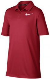Nike Dri-FIT Victory Junior Golf Polo UNIVERSITY RED, Velikost M, XL - zvìtšit obrázek