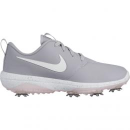 NIKE ROSHE TOUR Wolf Grey/Metallic White dámské golfové boty, Velikost 39