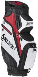 Srixon Golf Cart Bag 2021 WHITE/RED/BLACK
