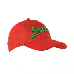 SRIXON One Touch Cap ORANGE/GREEN velikost M/L