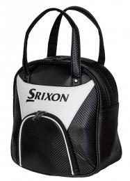 Srixon Practice Ball Golf Shag Bag BLACK/WHITE