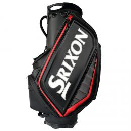 SRIXON Tour Staff Bag 2021 Black/Red/White