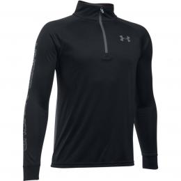 Under Armour MIDLAYER JUNIOR BLACK velikost - S, M, L