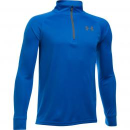 Under Armour MIDLAYER JUNIOR BLUE velikost - S, M, L, XL