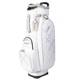 XXIO Premium Ladies Cart Bag WHITE