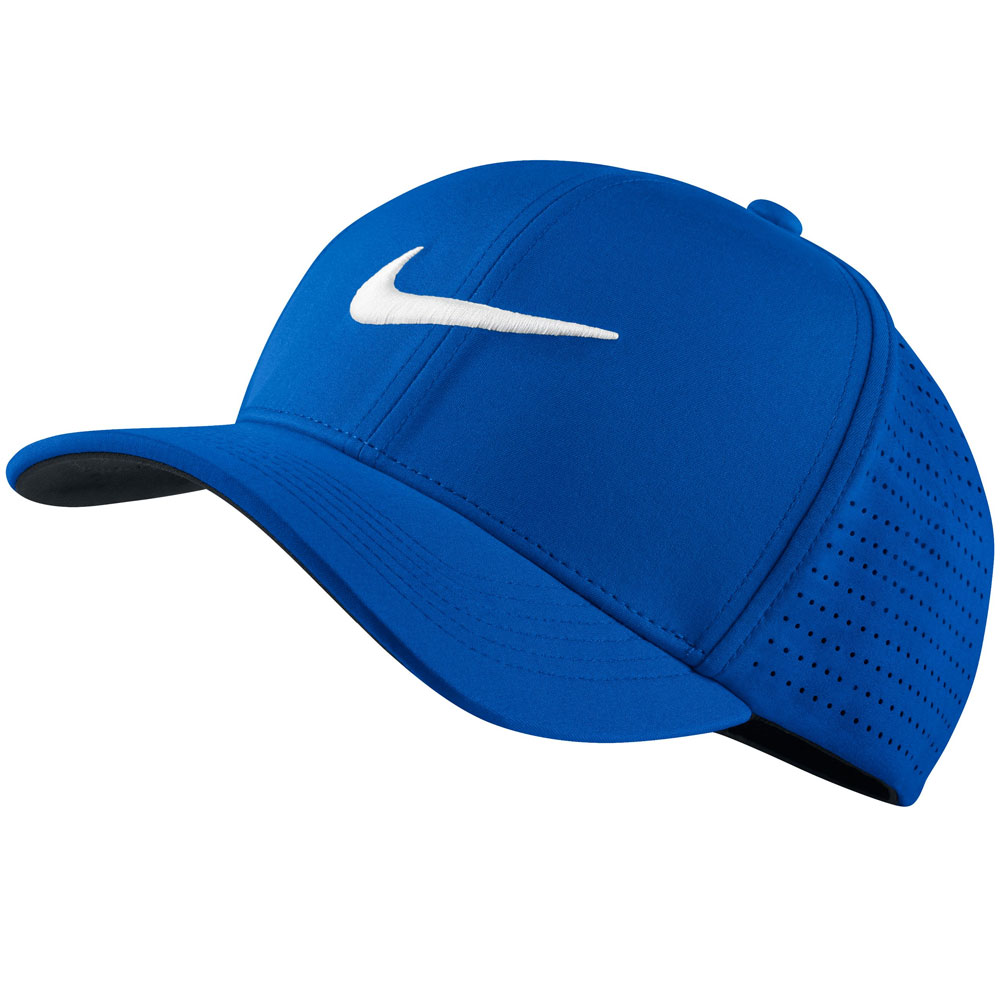 Nike Classic99 Performance Golf Cap Paramouth Blue 7b8da77fd1